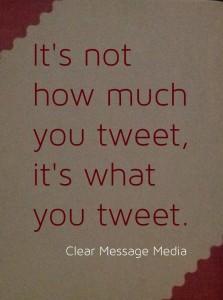 Twitter 101: How Often Should You Tweet?