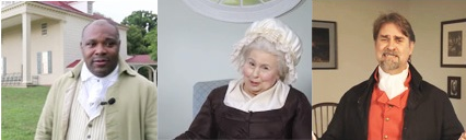 Bring Mount Vernon into your classroom with these videos of people from George Washington's world. See how he is viewed through the eyes of his family, friends, fellow revolutionaries and slaves.