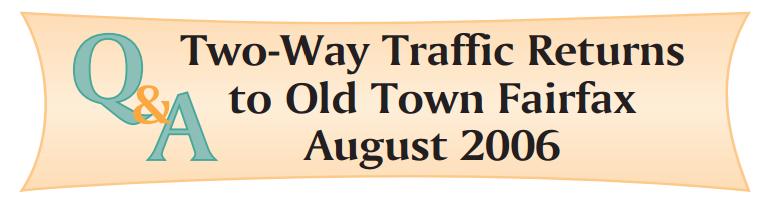 traffic brochure